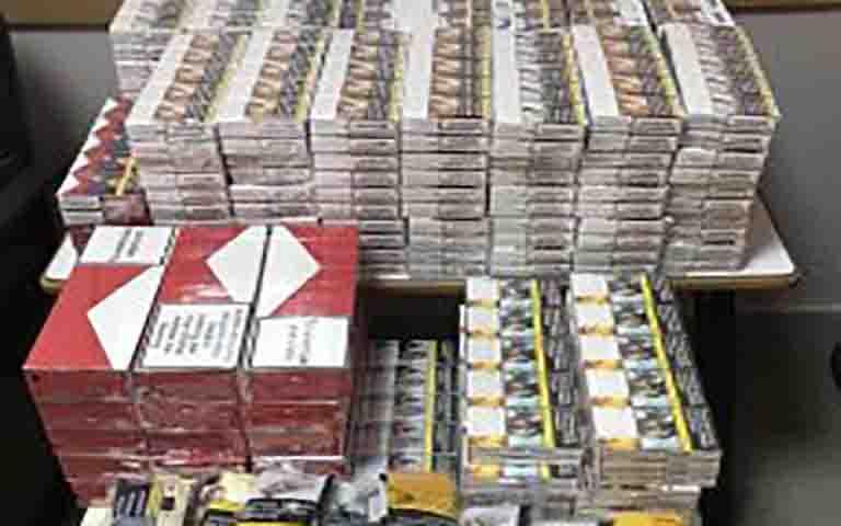 Πέλλα : Συνελήφθη ένα άτομο για λαθρεμπόριο καπνικών προϊόντων