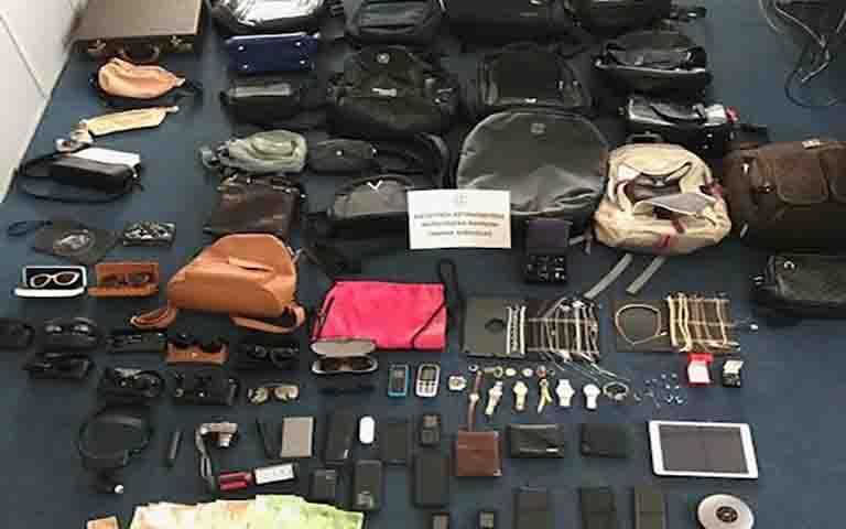 Εξαρθρώθηκε σπείρα που διέπραττε κλοπές από επιβάτες στο αεροδρόμιο