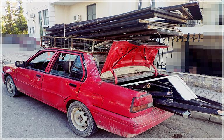 Συνελήφθησαν για κλοπή μεταλλικών αντικειμένων, από τις εγκαταστάσεις της Πανελλήνιας Έκθεσης Λαμίας