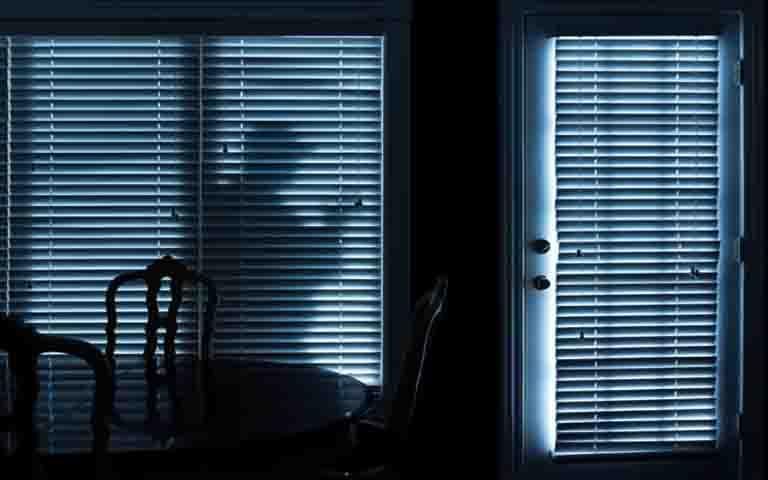 Τι κάνω αν κάποιος μπει στο σπίτι μου;