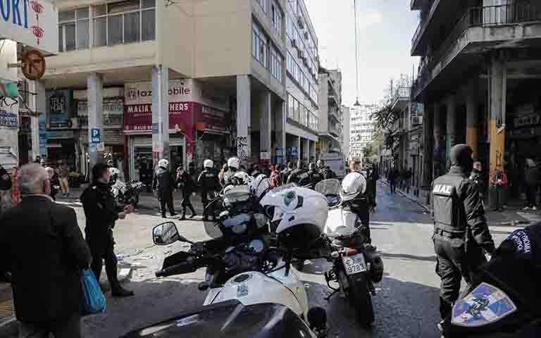 Εξιχνιάστηκε ανθρωποκτονία 23χρονου αλλοδαπού στο κέντρο της Αθήνας