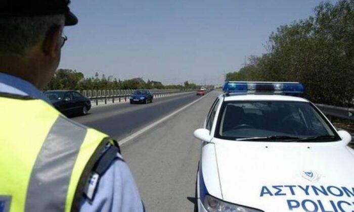 Συνελήφθη αλλοδαπή για κλοπή οχήματος στην Εγνατία Οδό