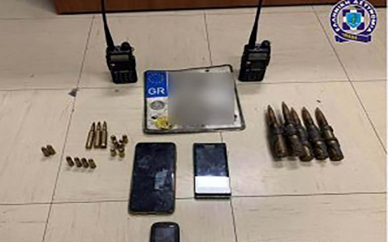 Συνελήφθη 34χρονος ημεδαπός, μέλος συμμορίας που ενέχεται σε ένοπλες ληστείες σε ΕΛ.ΤΑ.