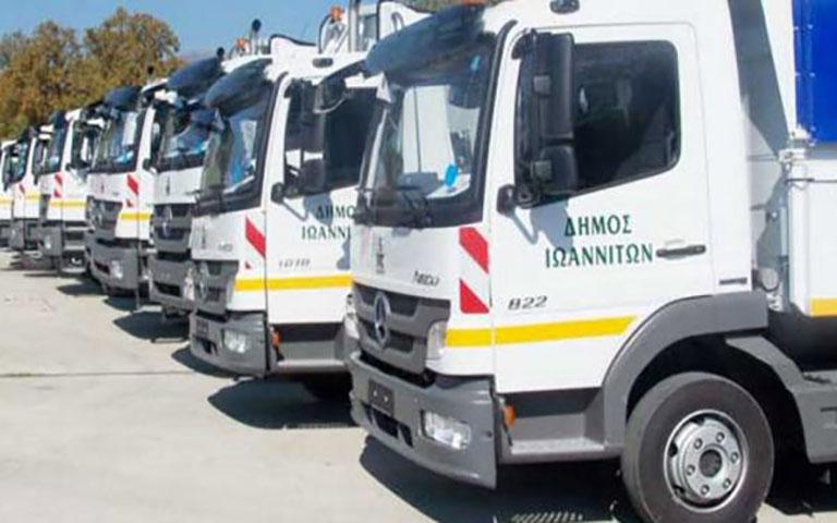 Εξιχνιάστηκαν κλοπές από οχήματα του Δήμου Ιωαννιτών στα Ιωάννινα