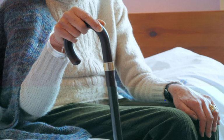 Άλλη μια ηλικιωμένη έπεσε θύμα ληστών στην Κυψέλη.