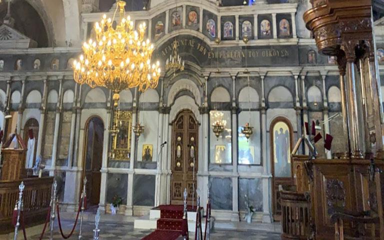 Εξιχνιάσθηκε κλοπή από Ιερό Ναό, σε περιοχή της Χαλκίδας