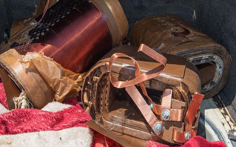 Συνελήφθησαν άμεσα οι δράστες της κλοπής καλωδίων χαλκού, από γεωτρήσεις περιοχής της Βοιωτίας