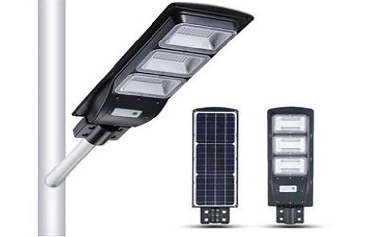 Ηλιακό Φωτιστικό LED Δρόμου