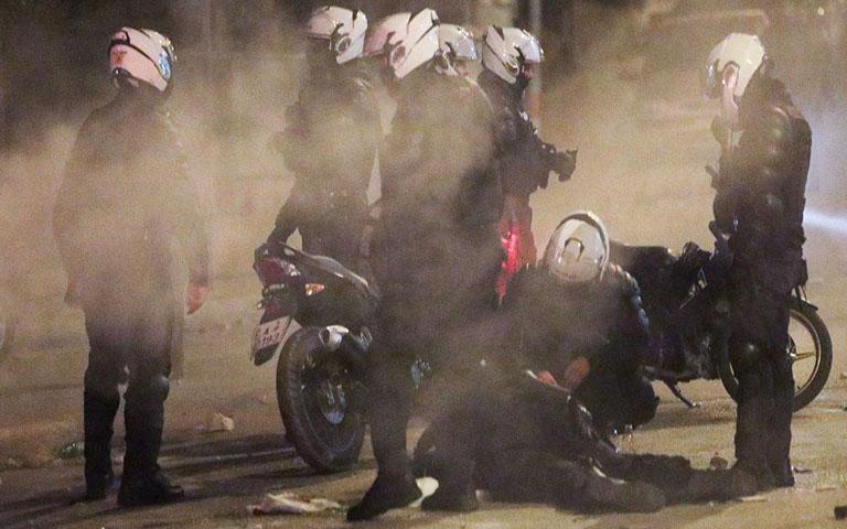 """Ιρανός αυτός που """"έριξε"""" τον αστυνομικό"""
