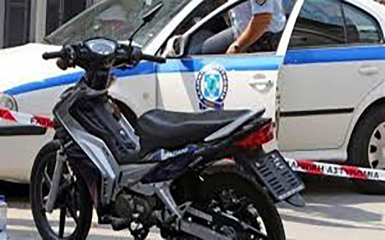 Συνελήφθησαν άμεσα δύο άτομα σε περιοχή της Κοζάνης για κλοπή μοτοποδηλάτου