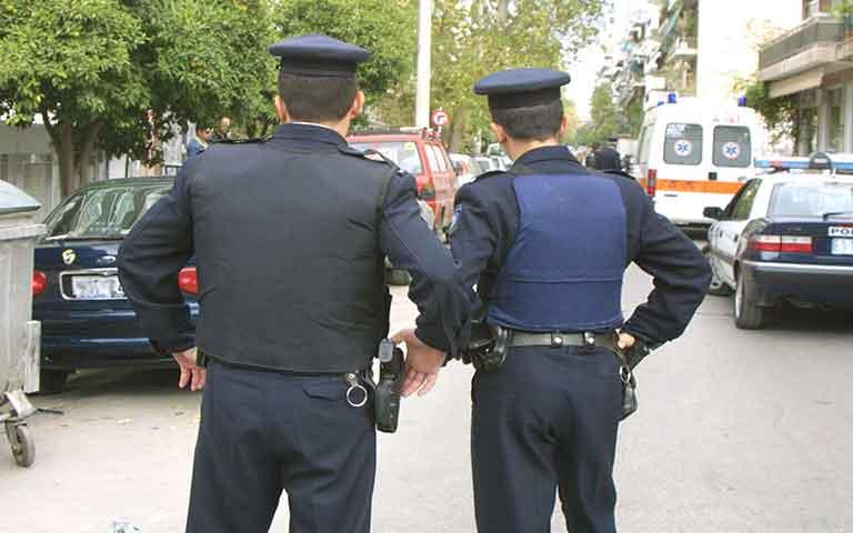Στα χέρια της αστυνομίας οι δράστες διάρρηξης στην Λαμία