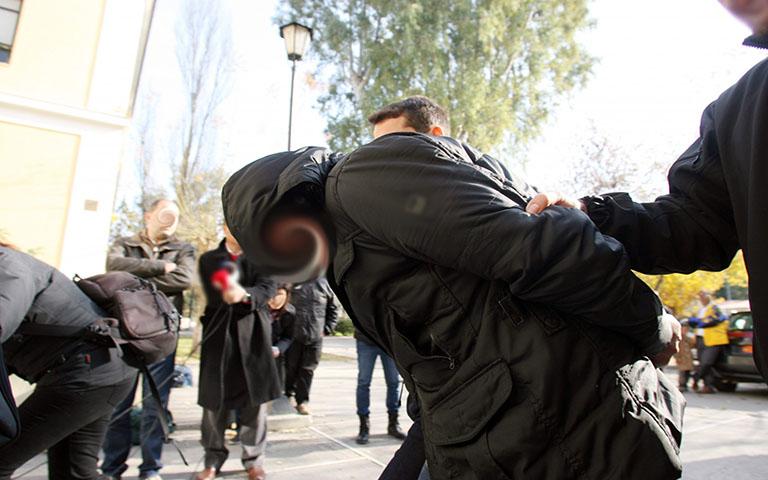 Συνελήφθη στα Ιωάννινα σεσημασμένος ληστής.