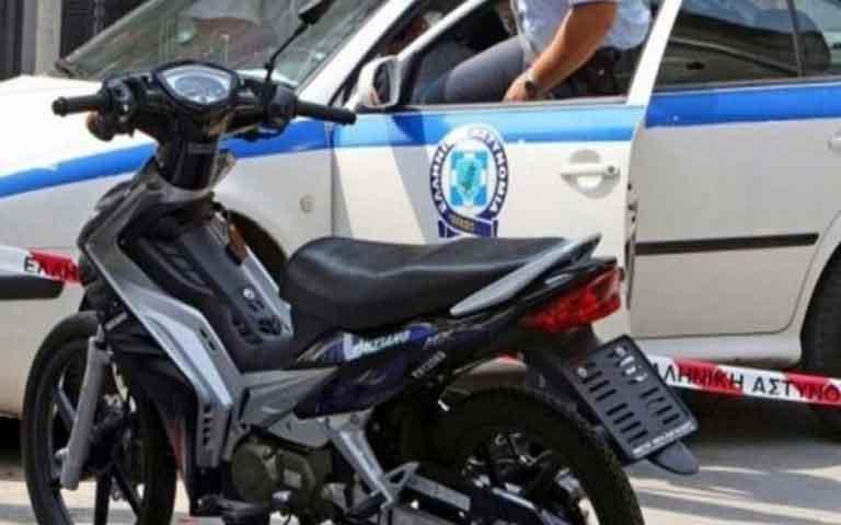 Η κλεμμένη μοτοσυκλέτα θα αποδοθεί στον ιδιοκτήτη της, στην Λαμία