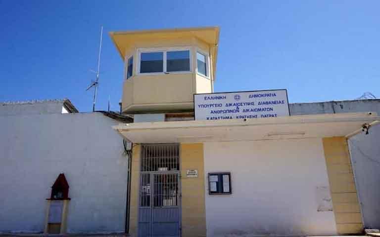 Νεκρός κρατούμενος στις φυλακές Αγίου Στεφάνου