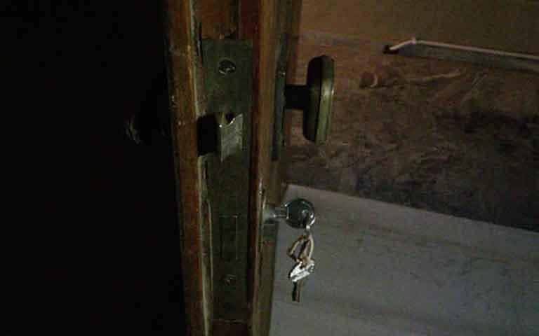 Είχαν προτίμηση στις πόρτες με παλαιού τύπου ομφαλού