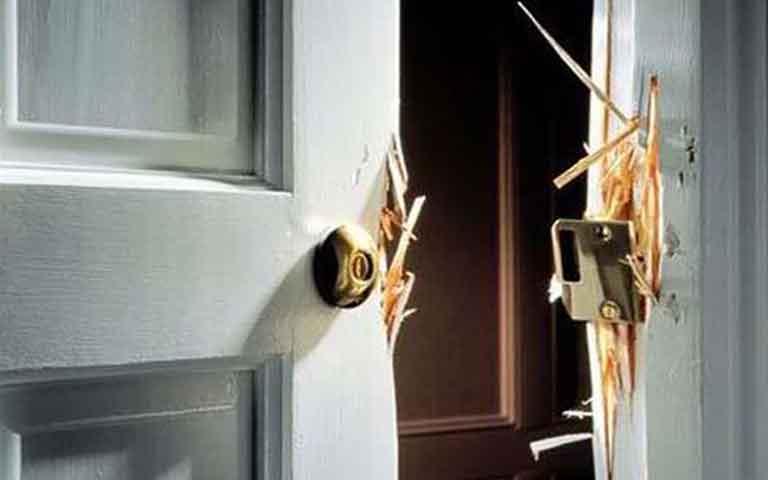 Ασφάλεια εξωτερικής πόρτας