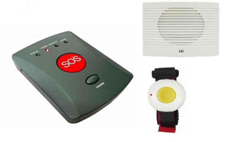 Ασύρματος Συναγερμός GSM URS-007EG