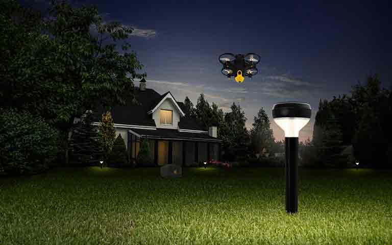 Sunflower Labs 'Bee – Αυτόνομο drone για την ασφάλεια του σπιτιού