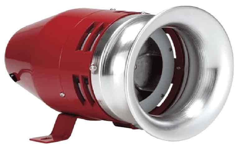 Σειρήνα μηχανική μεταλλική MS-135/12 135 dB