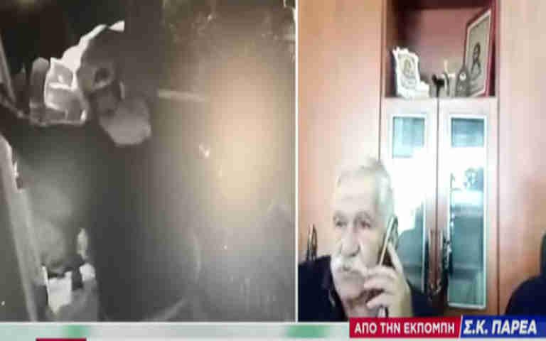 Ληστές εισέβαλαν στο σπίτι ηλικιωμένου και τον ξυλοκόπησαν στο Δήλεσι
